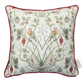 The Chateau by Angel Strawbridge The Chateau Joyeux Noel Cushion Red and Green - Product code: JOY/MUL/04343PI
