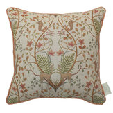 The Chateau by Angel Strawbridge The Chateau Woodland Trail Cushion Linen - Product code: WOC/LIN/04343PI
