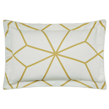 Axal Oxford Pillowcase - Ochre - by Harlequin