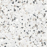 Galerie Polished Marble Chip Warm Grey Wallpaper - Product code: 7374
