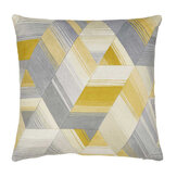 Harlequin Axal Cushion Grey & Yellow - Product code: CSHAXAOCOCH