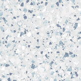 Galerie Polished Marble Chip Blues Wallpaper - Product code: 7376