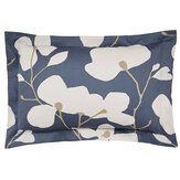 Harlequin Kienze Housewife Pillowcase Ink Blue - Product code: DUCKIEIOINK