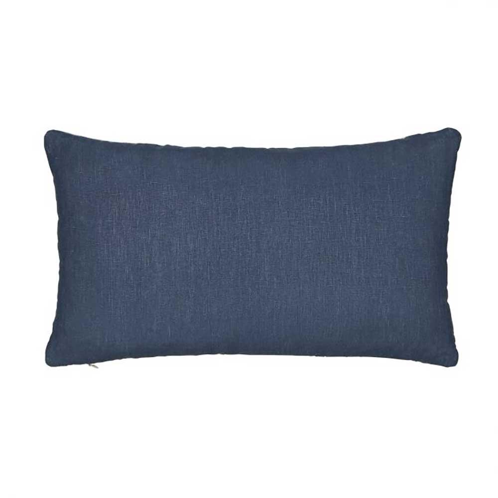 Kienze Breakfast Cushion - Blue - by Harlequin