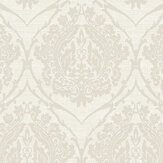 SketchTwenty 3 Sovereign Glitter Beads Ivory Wallpaper - Product code: VN01226