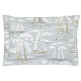 Sanderson Sailor Oxford Pillowcase Dove - Product code: DUCSLRDODOV