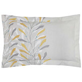 Sanderson Sea Kelp Oxford Pillowcase Ochre - Product code: DUCSEKOOOCH