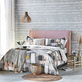 Scion Composition Duvet Cover Putty - Product code: DUCCOOP1PUT