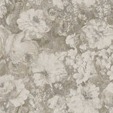 SketchTwenty 3 Arley Antique Gold Wallpaper - Product code: VN01205