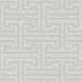 Zoffany Ormonde Key Silver Wallpaper - Product code: 312939