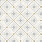 Galerie Skärhamn Grey / Gold Wallpaper - Product code: 33022