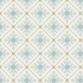 Galerie Skärhamn Light Blue Wallpaper - Product code: 33023