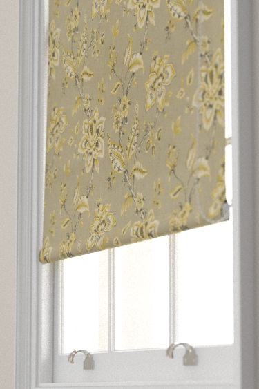 Clarke & Clarke Palampore Taupe Blind - Product code: F1331/05