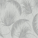 SK Filson Oasis Leaves Grey Wallpaper - Product code: SK20020