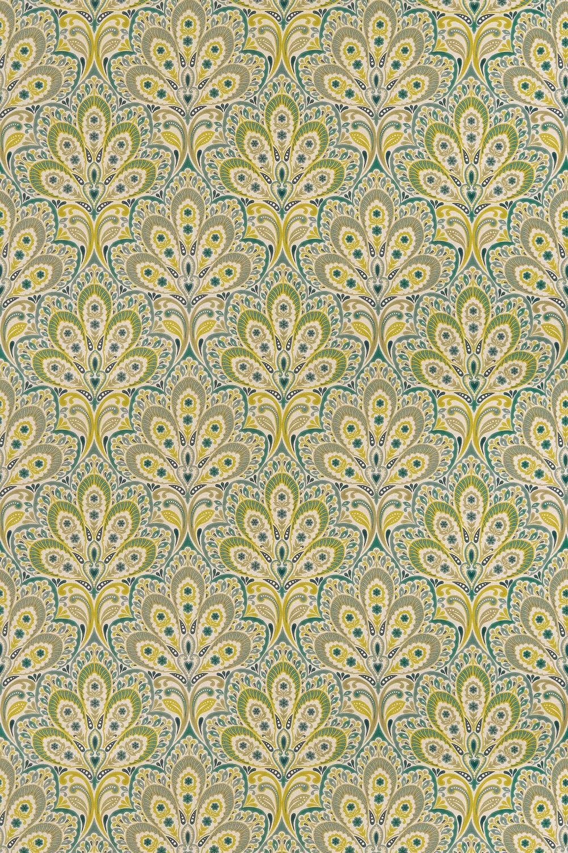 Clarke & Clarke Persia Mineral Fabric - Product code: F1332/03