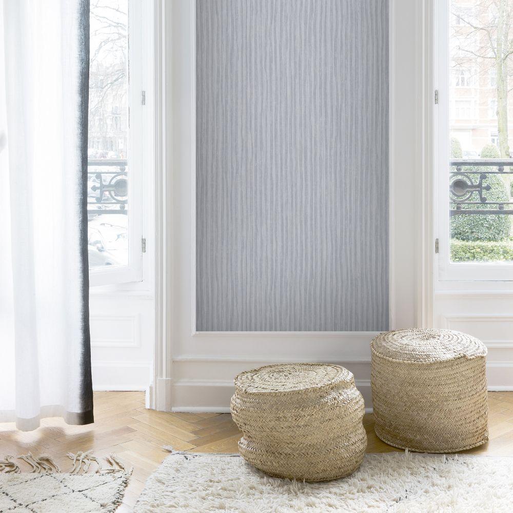 SK Filson Stripes Grey Wallpaper - Product code: LV1103