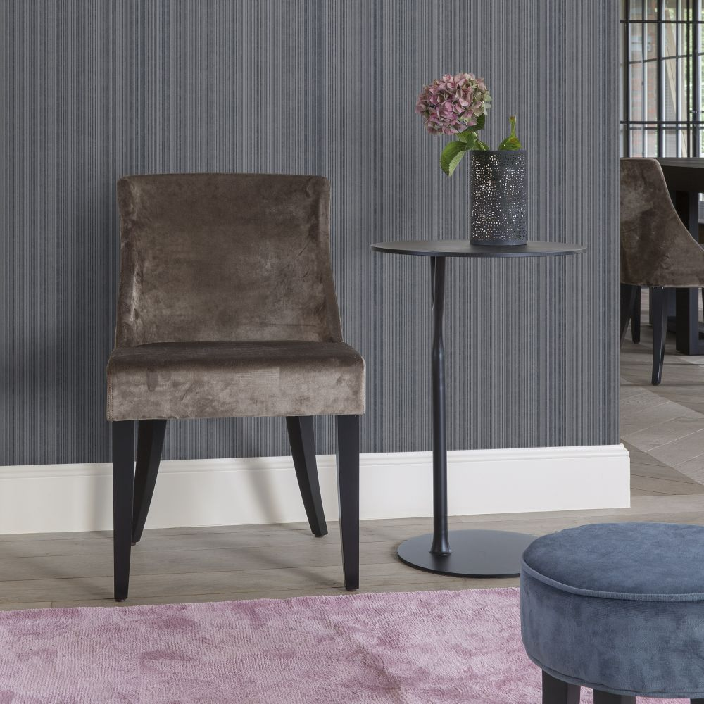 SK Filson Textile Plain Dark Blue Wallpaper - Product code: LV1304