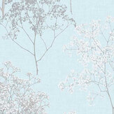 Galerie Baby Flowers Baby Blue Wallpaper - Product code: FH37510