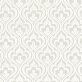SK Filson Small Allover White Wallpaper - Product code: DE41853