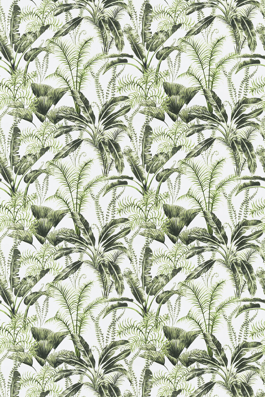 Clarke & Clarke Majorelle Ivory Fabric - Product code: F1366-02
