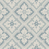 Sandberg Edvin Misty Blue Wallpaper - Product code: 482-16