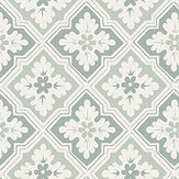 Sandberg Edvin Willow Green Wallpaper - Product code: 482-18