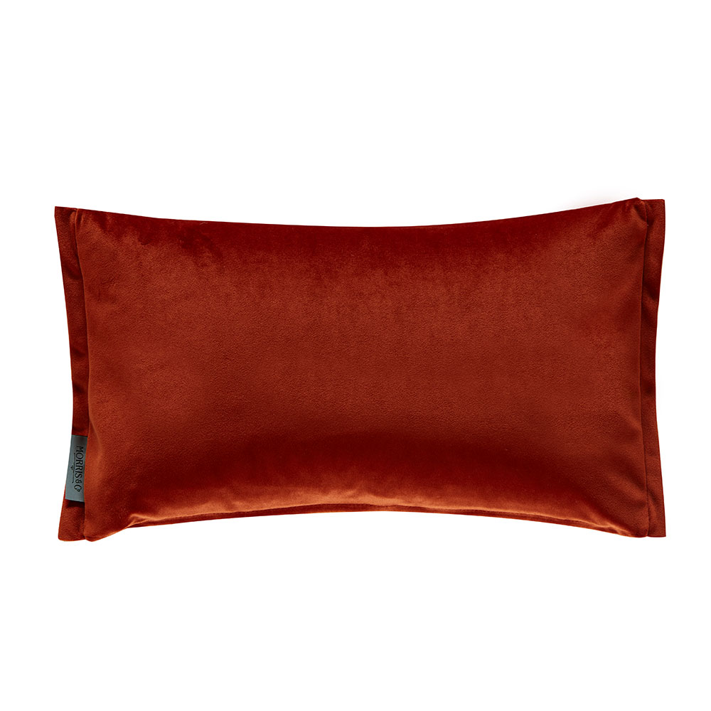 Morris Wardle Cushion Olive/ Brick - Product code: 237182