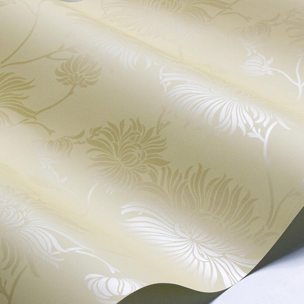Laura Ashley Kimono  Gold Wallpaper - Product code: 3343178