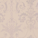Laura Ashley Josette  Truffle Wallpaper - Product code: 3568671