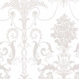 Laura Ashley Josette  Dove Grey Wallpaper - Product code: 3568681