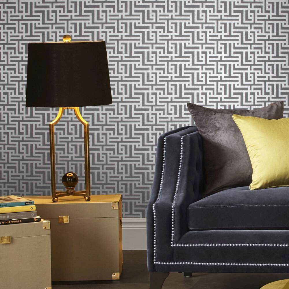 Graham & Brown Zen Pepper Wallpaper - Product code: 103519