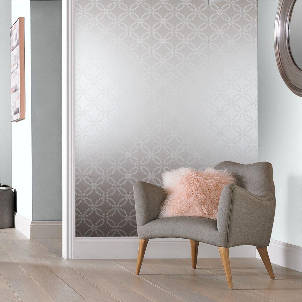 Graham & Brown Eternity Pearl Wallpaper - Product code: 104066