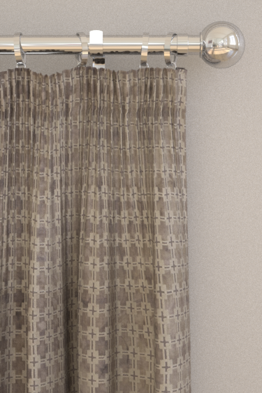Clarke & Clarke Maui Natural Curtains - Product code: F1302/04