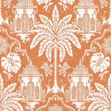 Graham & Brown Imperial Orange Wallpaper - Product code: 104552