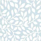 Laura Ashley Little Vines Duck Egg Wallpaper - Product code: 3709031