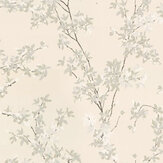 Laura Ashley Forsythia Natural Wallpaper - Product code: 3713971