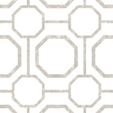 Graham & Brown Sashiko Pearl Wallpaper - Product code: 105770