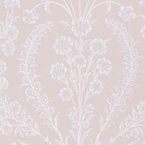 Nina Campbell Chelwood  Pink Wallpaper - Product code: NCW4392-02