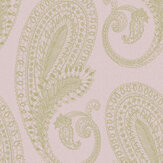 Graham & Brown Boteh Blush Wallpaper - Product code: 105923