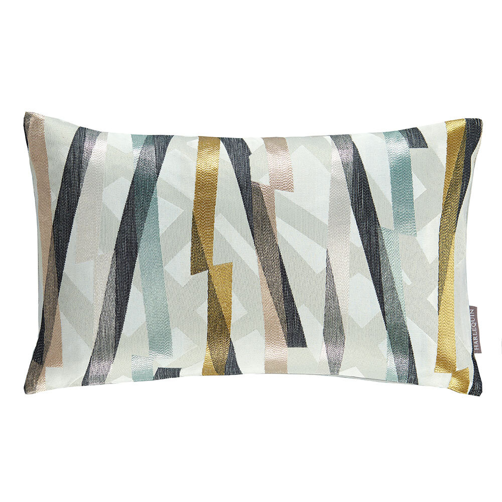 Harlequin Diffinity Cushion Gold / Topaz - Product code: HM1Z152355D