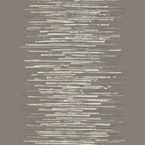 Graham & Brown Tornado Stripe Natural Wallpaper - Product code: 106391