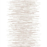 Graham & Brown Tornado Stripe White Wallpaper - Product code: 106392