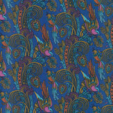 Laurence Llewelyn-Bowen Fantoosh Blue Night Wallpaper - Product code: LLB6031