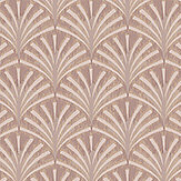 Boråstapeter Grace Pink Wallpaper - Product code: 7274