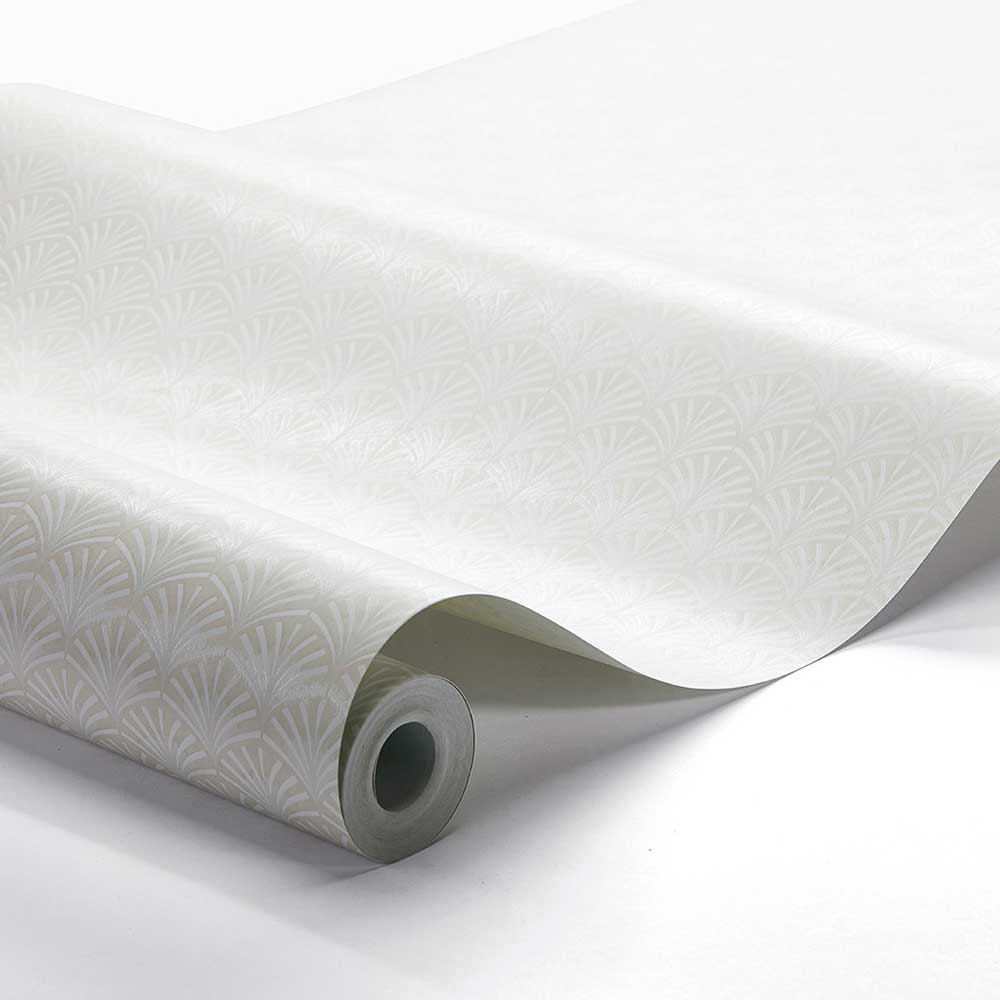 Boråstapeter Grace White Wallpaper - Product code: 7275