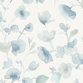 Boråstapeter Dawn Blue Wallpaper - Product code: 7280