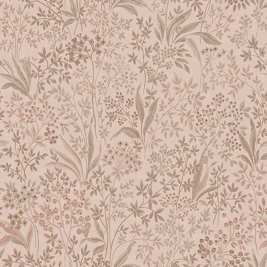 Boråstapeter Nocturne Mural Pink - Product code: 7290