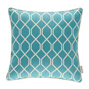 Sanderson Botanic Trellis Cushion  Tropical Palm - Product code: DLNC257174B