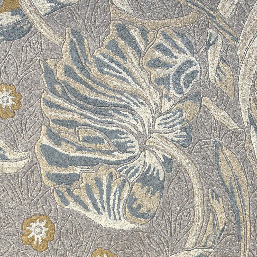 Pimpernel Rug - Linen - by Morris