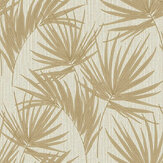 Albany Aurora Palm Gold Wallpaper - Product code: 4991